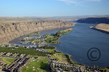 Crescent Bar Resort in Quincy, Washington, USA | Golf Advisor