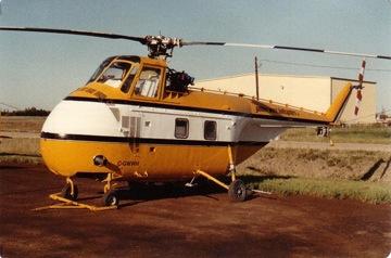 Sikorsky S-55C
