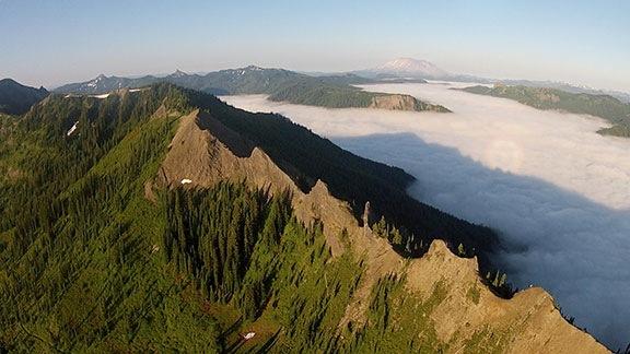 Cascades Ridge