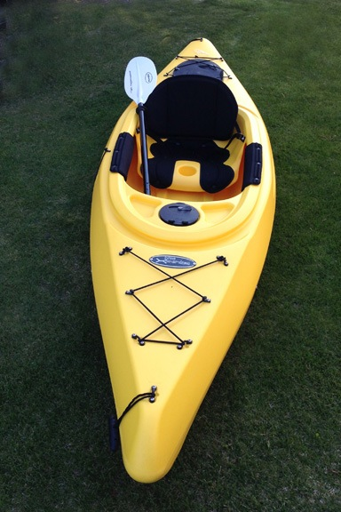 My New Kayak