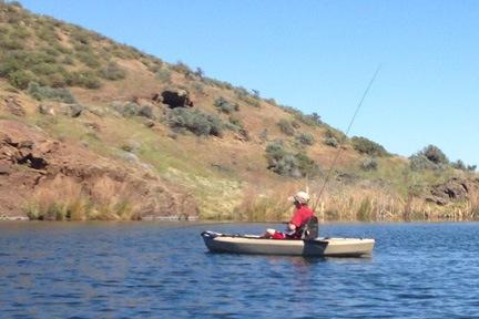 Tyson Fishing