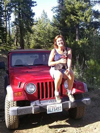 Alf the Jeep