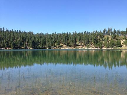 Beehive Reservoir