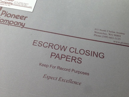 Closing Papers