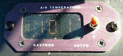 Unseasonably Warm
