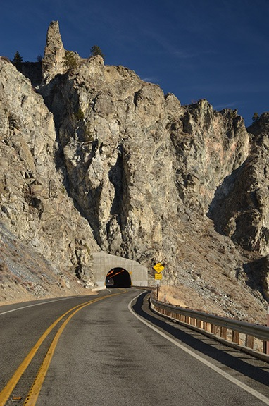 Tunnel to Chelan
