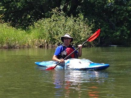 Bryan's Kayak