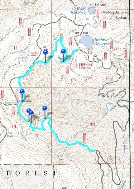 Hike Track