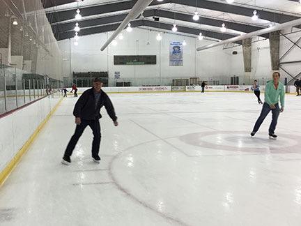 Tim Skating