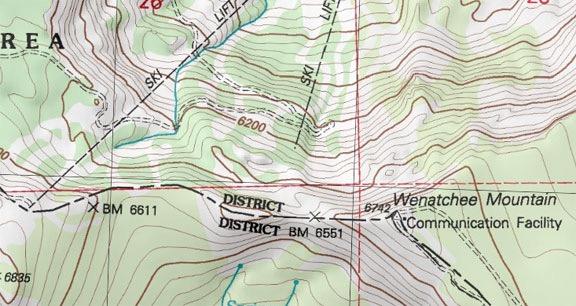 Wenatchee Mountain
