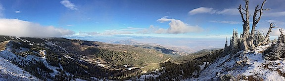 Mission Ridge Pano
