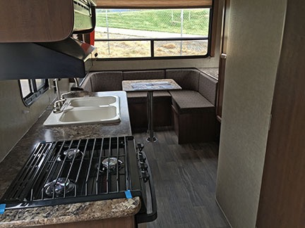 Big Window RV