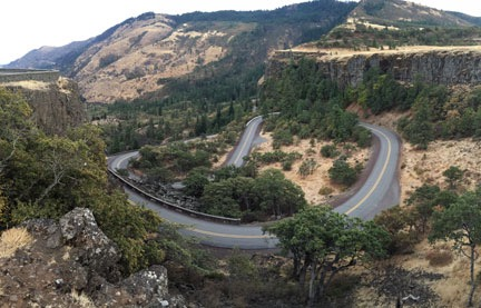To Rowena Crest