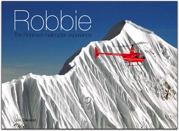 Robbie book cover