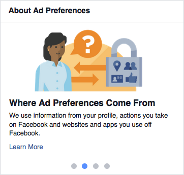 Ad Preferences