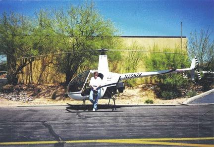 New Pilot Maria