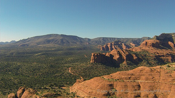 Sedona's Red Rock