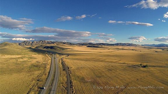 Heading toward Salt Lake