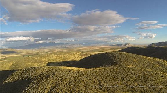 North of Salt Lake