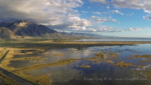 Reflections in Salt Lake