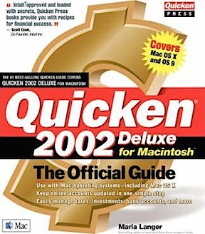 Quicken 2002 Mac