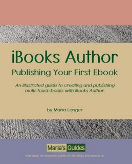 iBooks Author Cover