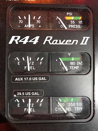 R44 Gauges