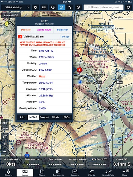 Foreflight Weather