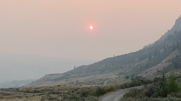 Smokey Sunrise, Untouched