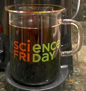 Science Friday Mug
