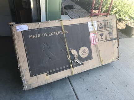 Mate Shipping Box