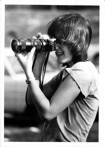 Photographer Maria