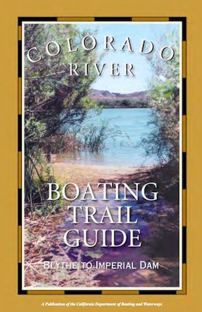 Boating Trail Guide Book Cover