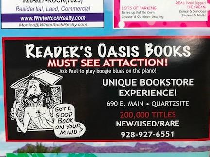 Bookstore Ad